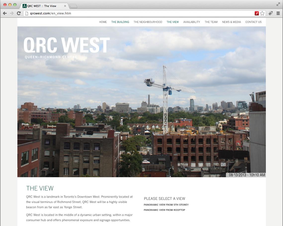 exemple d 39 int gration webcampak au sein d 39 un site web. Black Bedroom Furniture Sets. Home Design Ideas